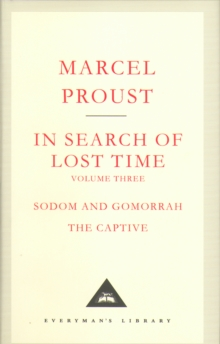 Image for In Search Of Lost Time Volume 3