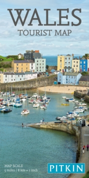 Image for Wales Tourist Map
