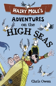 Image for Hairy Mole's adventures on the high seas