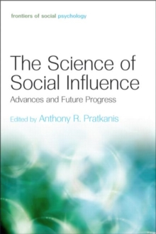 Image for The science of social influence