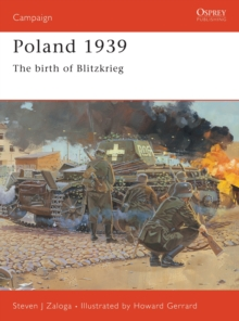 Image for Poland 1939  : the birth of Blitzkrieg