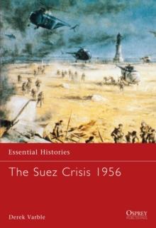 Image for The Suez crisis, 1956