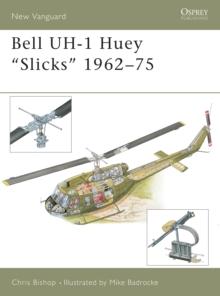 Image for Bell UH-1 Huey 'Slicks' 1962-75