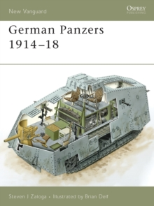 Image for German Panzers, 1914-18