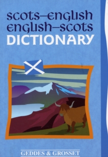 Image for Scots-English, English-Scots dictionary