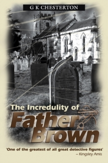 Image for The incredulity of Father Brown