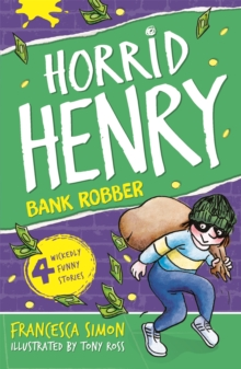 Image for Horrid Henry robs the bank