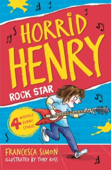 Image for Horrid Henry rocks