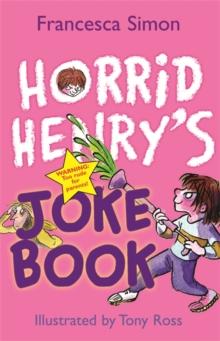 Image for Horrid Henry's joke book