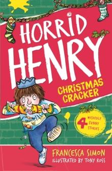 Image for Horrid Henry's Christmas cracker