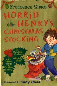 Christmas stocking by Simon, Francesca