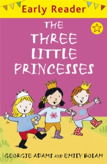 Image for The three little princesses