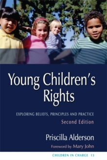 Image for Young children's rights  : exploring beliefs, principles and practice