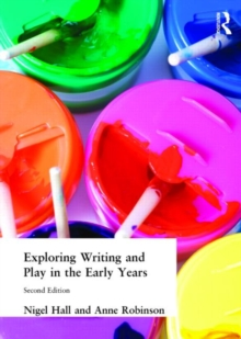 Image for Exploring writing and play in the early years