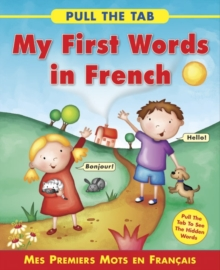 My first words in French - Delaney, Sally