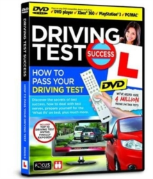 Image for Driving Test Success - How to Pass Your Driving Test