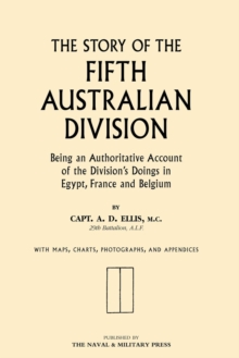 Image for Story of the Fifth Australian Division