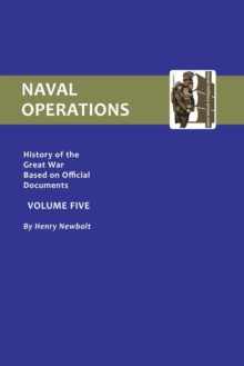 Image for Official History of the War : Naval Operations