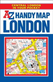 Image for Handy Map of Central London