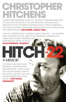 Image for Hitch-22  : a memoir