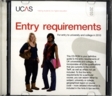 Image for ENTRY REQUIREMENTS UNIV COLLG 2010 CDROM