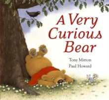 Image for A very curious bear