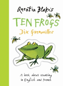 Image for Quentin Blake's ten frogs