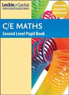 CfE maths: Second level