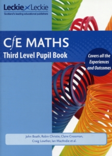 CfE mathsThird level pupil book