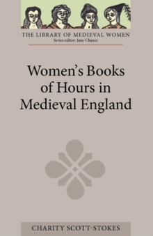Image for Women's Books of Hours in Medieval England