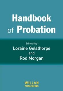 Image for Handbook of probation