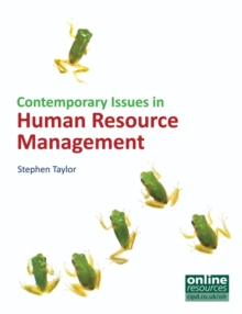 Image for Contemporary issues in human resource management