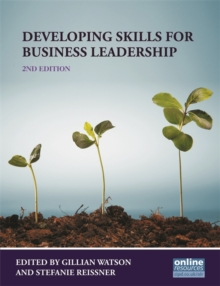 Image for Developing skills for business leadership