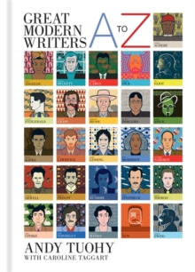 Image for A-Z great modern writers