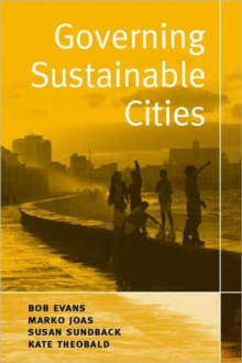 Image for Governing sustainable cities