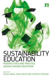 Image for Sustainability education  : perspectives and practice across higher education
