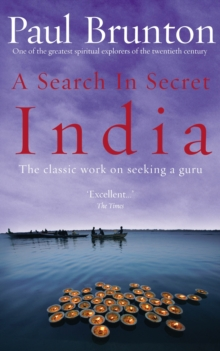 Image for A search in secret India