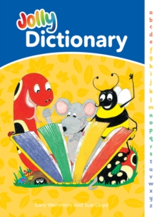 Image for Jolly Dictionary : In Precursive Letters (British English edition)