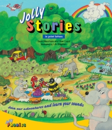 Image for Jolly Stories : In Print Letters (American English edition)