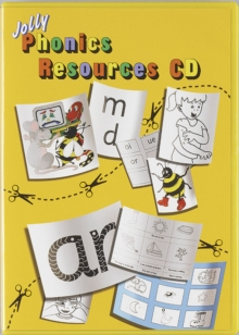 Image for Jolly Phonics Resources CD : Print/Precursive choice