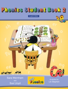 Image for Jolly Phonics Student Book 2 : In Print Letters (American English edition)