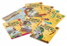 Image for Jolly Phonics Activity Books 1-7 : In Print Letters (American English edition)