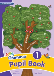 Image for Grammar 1 Pupil Book : In Print Letters (British English edition)