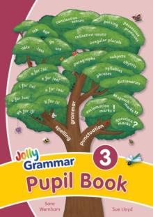 Image for Grammar 3 Pupil Book : In Precursive Letters (British English edition)