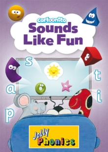 Image for Sounds Like Fun DVD : in Precursive Letters (British English edition)