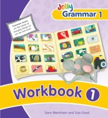 Image for Grammar 1 Workbook 1 : In Precursive Letters (British English edition)