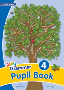 Image for Grammar 4 Pupil Book : In Print Letters (British English edition)