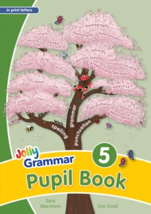 Image for Grammar 5 Pupil Book : In Print Letters (British English edition)