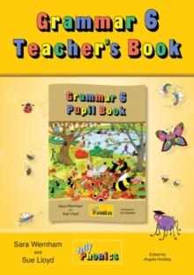 Image for Grammar 6 Teacher's Book : In Precursive Letters (British English edition)