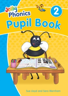 Image for Jolly Phonics Pupil Book 2 : in Precursive Letters (British English edition)